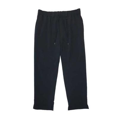 【SALE セール】 イロコイ Iroquois REFLAX WEATHER CLOTH PANTS black Iroquois-479102