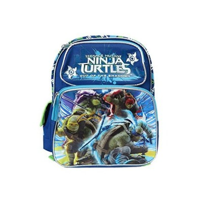 Ruz Youth TMNT Movie Dart Throw Backpack, Small