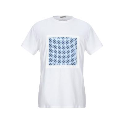 ローダ RODA T シャツ ホワイト M コットン 100% T シャツ