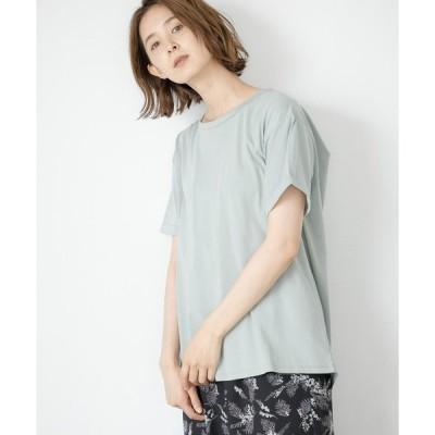 tシャツ Tシャツ バックツイストサマミエプルオーバー 891210