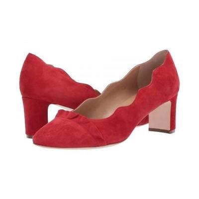 Vaneli ヴァネリ レディース 女性用 シューズ 靴 ヒール Zosina - Red Suede