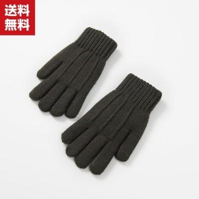 暖かい ニット手袋 秋冬 男性用 冬 滑り止 柔らか オシャレ かわいい ファッション雑貨・小物 グローブ エレガンス 手ぶくろ 5本指 防寒手袋
