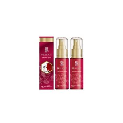 ベリーク ベリーミューンセラムN 美容液 30ml×2本 送料無料 ダメージからお肌を保護 変化を感じやすい敏感肌に ヒト幹細胞培養液10%配合