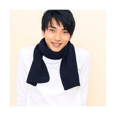 <AIGLE/エーグル> ALAOSCARF ネイビー【三越伊勢丹/公式】