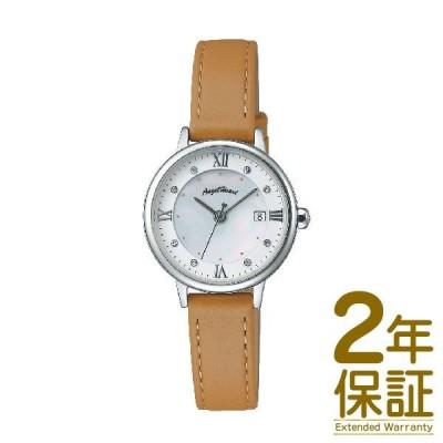 Angel Heart エンジェルハート 腕時計 LU26S-BW レディース Luxe リュクス スワロフスキークリスタル ソーラー