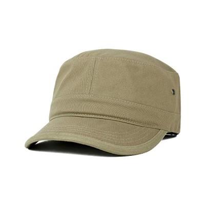 Trendy Apparel Shop HAT メンズ US サイズ: XX-Large カラー: ベージュ