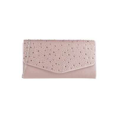 MAURY ハンドバッグ ライトピンク ポリウレタン 100% ハンドバッグ