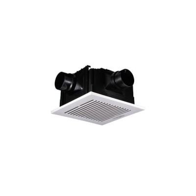 パナソニック 天井埋込形換気扇 ルーバーセットタイプ 2〜3室用 常時・局所兼用 埋込寸法□320mm パイプ径φ100mm FY-32CDT8