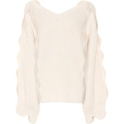 ステラ マッカートニー Stella McCartney レディース ニット・セーター トップス cotton and wool sweater