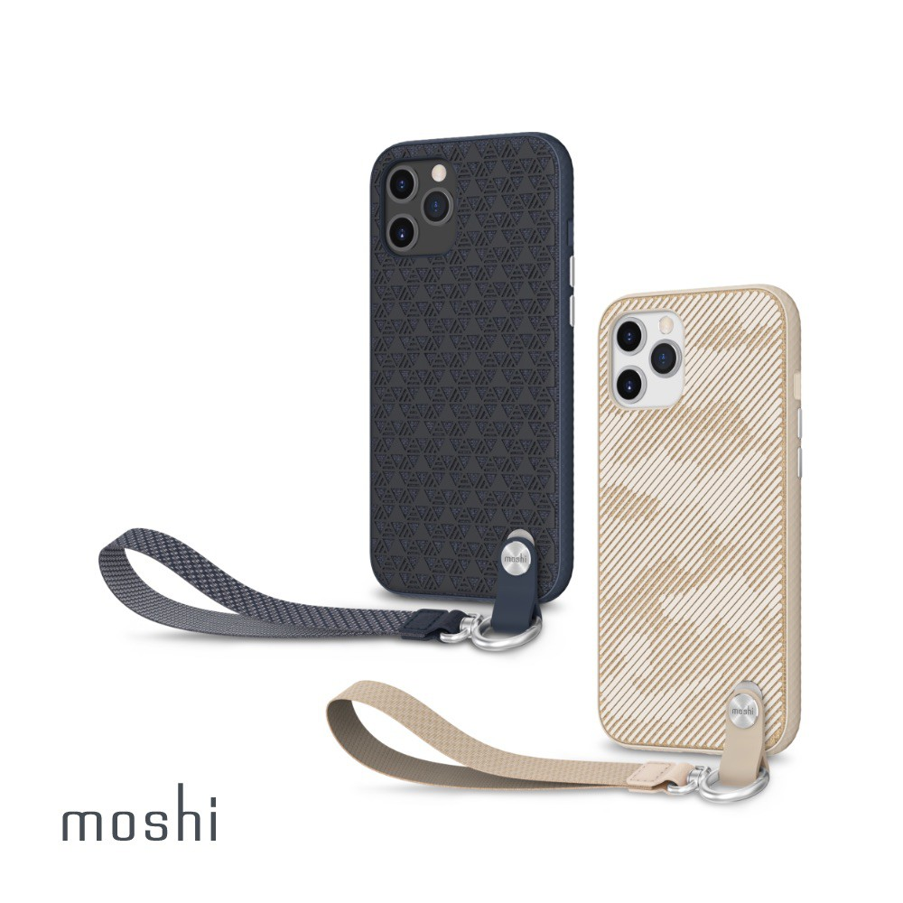 Moshi Altra for iPhone 12 Pro Max 腕帶保護殼