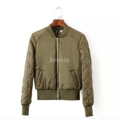 Pandora ジャケット コート ブルゾン レディース スタジャン 中綿入りタイプ 裏地付き コート 野球ウェア 綿服 格好良い