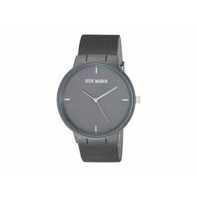 スティーブ マデン 腕時計 アクセサリー メンズ SMW389 Gray