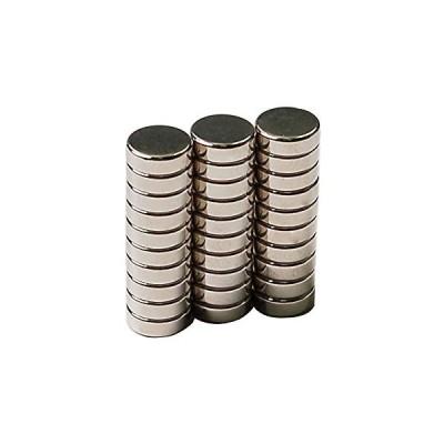 Good-L ネオジウム磁石 丸型 直径6mm 厚み2mm (30個)