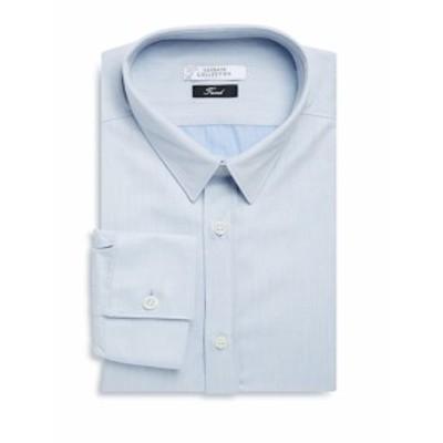 ヴェルサーチコレクション Men Clothing Minimalistic Dress Shirt