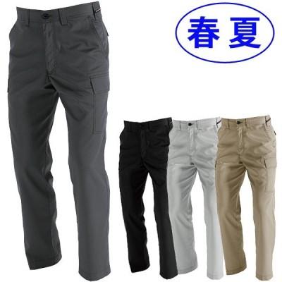 【裾上げ無料】作業服 作業着 春・夏 カーゴパンツ ズボン バートル BURTLE 1106 T C