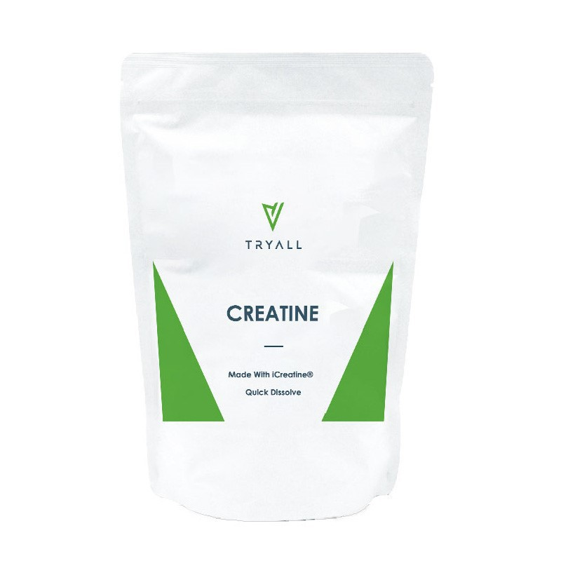 [台灣 Tryall] iCreatine肌酸 (500g/包)