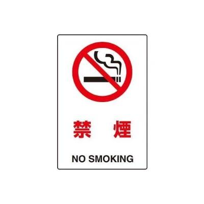 トラスコ中山 TRUSCO  JIS規格標識 禁煙 mm エコユニボード code:7683812