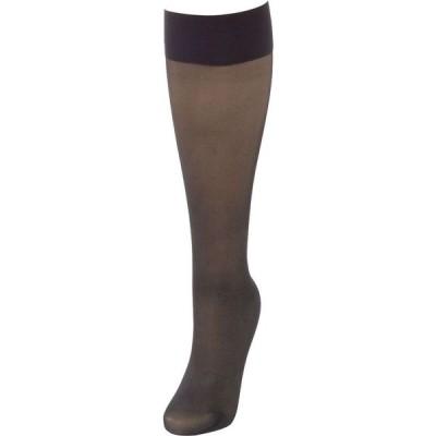 ウォルフォード Wolford レディース タイツ・ストッキング インナー・下着 Satin touch 20 denier knee high socks Black