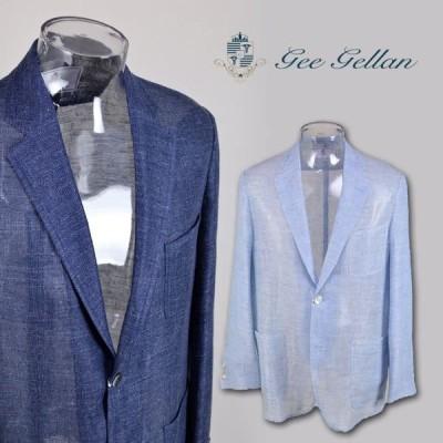 ゲラン メンズ/麻ジャケット(M)(L) 7210-6005 GELLAN ジーゲラン