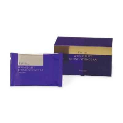 資生堂 リバイタル リンクルリフト レチノサイエンスAA N 12包(24枚)