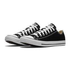 CONVERSE ALL STAR OX BLACK M9166C 黑色 男女 帆布鞋