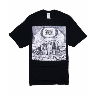 ナパーム・デス バンドTシャツ SCUMオリジナルアートワーク 正規品
