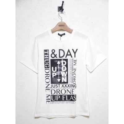インジアティック Tシャツ (202-1866) ITA コットン S/STEE メンズ