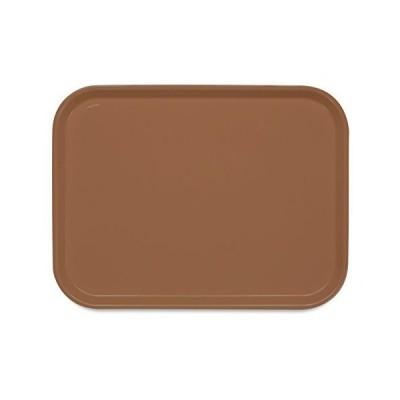 ピノトレー39cm 角 ブラウン