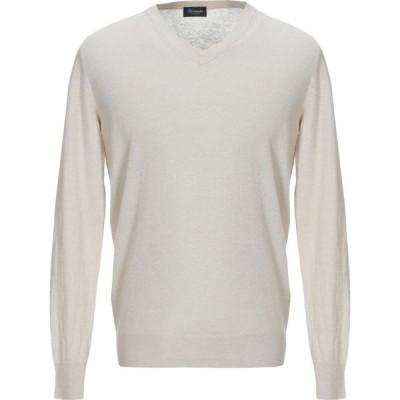 ドルモア DRUMOHR メンズ ニット・セーター トップス sweater Beige