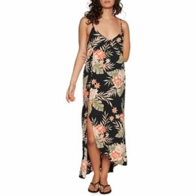 ビラボン Billabong レディース ワンピース ワンピース・ドレス the best dress Black Floral