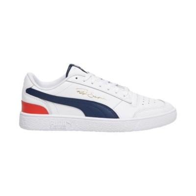 (取寄)プーマ メンズ シューズ プーマ ラルフ サンプソン LoMen's Shoes PUMA Ralph Sampson LoWhite Navy Red