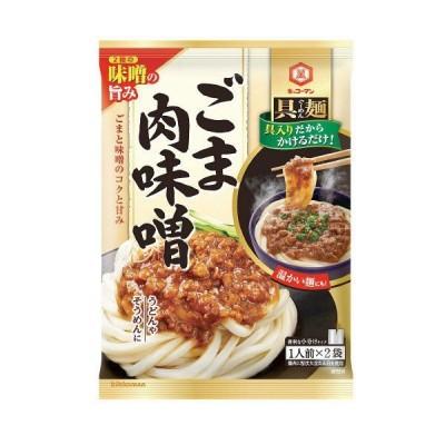 キッコーマン 具麺 ごま肉味噌 1袋