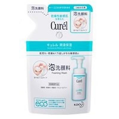 キュレル泡洗顔料つめかえ用130ml(花王キュレル泡洗顔料)