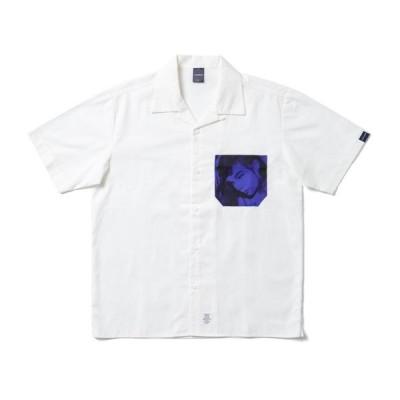 "APPLEBUM/アップルバム/""Telegram"" Pocket Shirt"