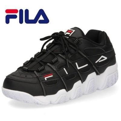 FILA フィラ メンズ レディース スニーカー フィラバリケード XT 97 ロウ F0414 0014 ブラック FILABARRICADE XT LOW セール