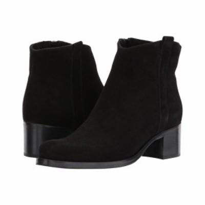 ラ カナディアン La Canadienne レディース ブーツ シューズ・靴 Presley Black Suede