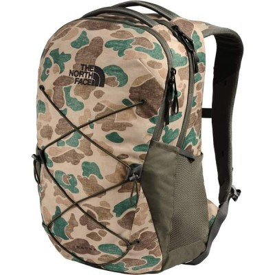 ノースフェイス バックパック・リュックサック メンズ バッグ Jester 27.5L Backpack Hawthorne Khaki Duck Camo Print/New Taupe Green