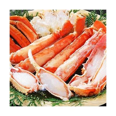 魚耕 本ズワイガニ ずわい蟹 ボイル ハーフ ポーション 600g 冷凍 ギフト