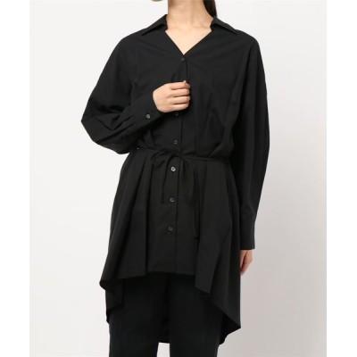 HELIOPOLE / タイプライターBIGシャツ WOMEN トップス > シャツ/ブラウス