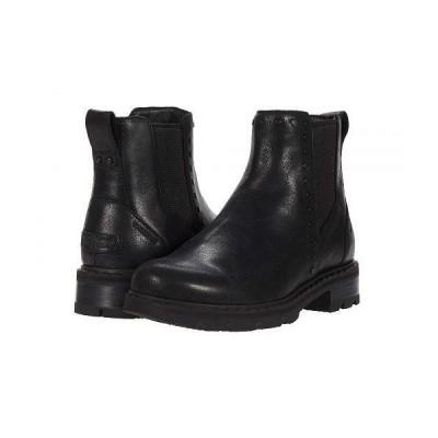 SOREL ソレル レディース 女性用 シューズ 靴 ブーツ チェルシーブーツ アンクル Lennox(TM) Chelsea Stud - Black