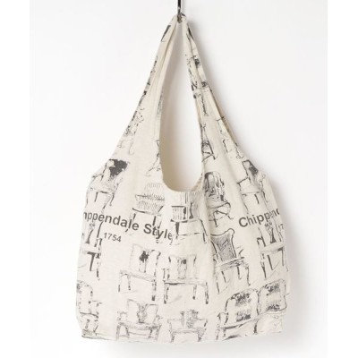 MaG. / VINTAGE PRINT ECHO BAG WOMEN バッグ > トートバッグ