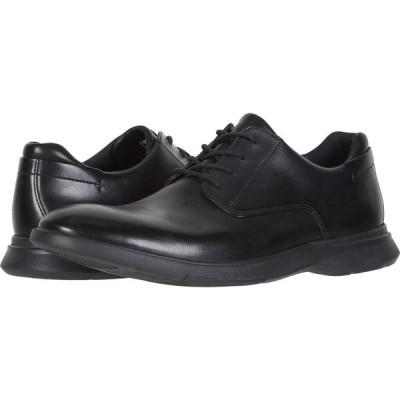 クラークス Clarks メンズ 革靴・ビジネスシューズ シューズ・靴 Un Lipari Park Black Leather