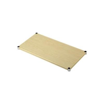 TRUSCO スチール製メッシュラック用木製棚板 592X442