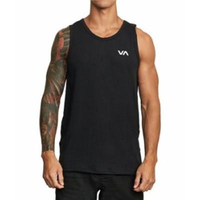 ルーカ メンズ Tシャツ トップス Sport Vent Training Tank Top Black