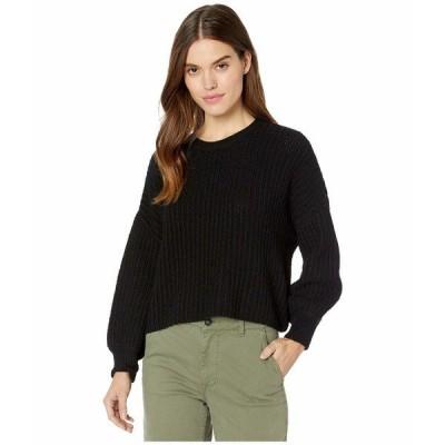 ルーカ ニット&セーター アウター レディース Louder Sweater Black