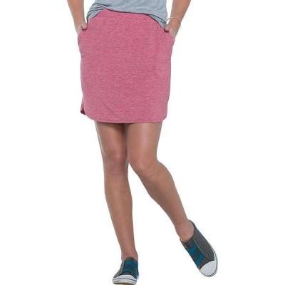 トードアンドコー レディース スカート ボトムス Toad & Co Women's Swifty Trail Skirt
