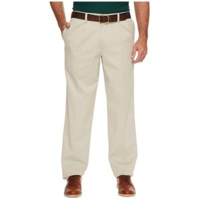 ドッカーズ Dockers メンズ ボトムス・パンツ 大きいサイズ Big & Tall Easy Khaki Pleated Pants Cloud