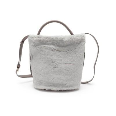 grove / 【WEB限定カラーあり】トップハンドルエコファーショルダー WOMEN バッグ > ショルダーバッグ