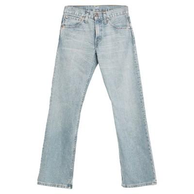 LEVI' S ジーンズ ブルー 27W-32L コットン 100% ジーンズ