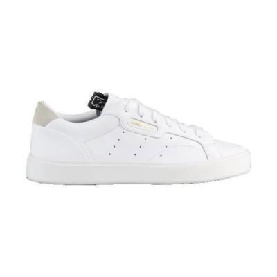 (取寄)アディダス レディース オリジナルス スリークWomen's adidas Originals Sleek White White